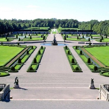 Gardens at Swedish Royal Palace
