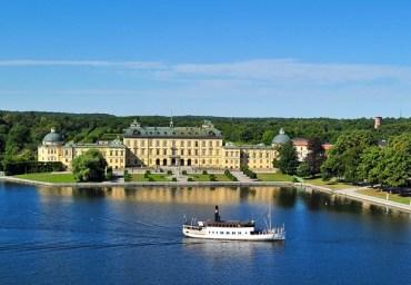 Exterior of Swedish Royal Palace